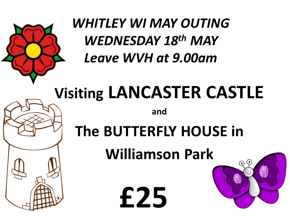 WHITLEY WI MAY OUTING