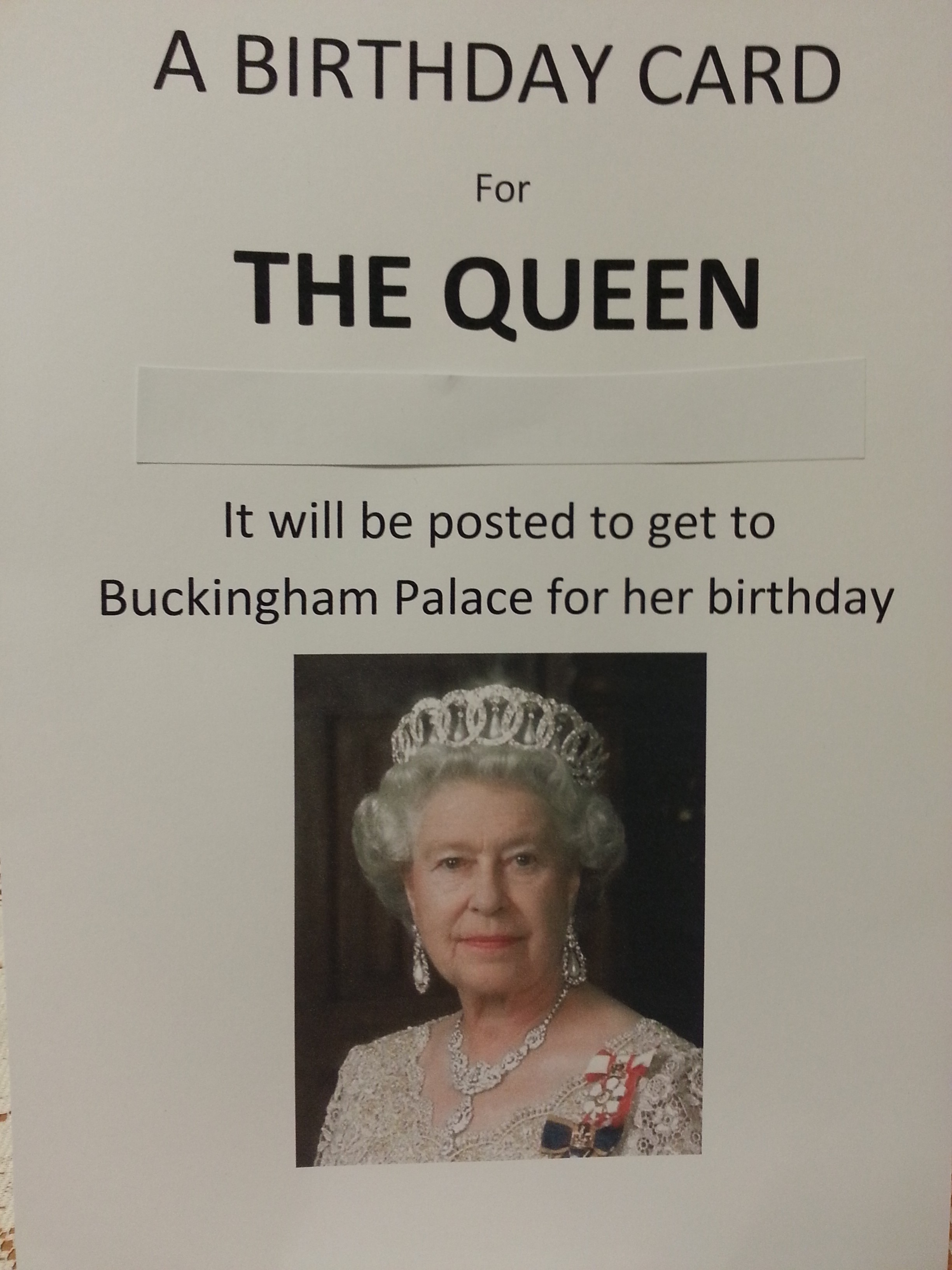 Queens birthday card whitley wi 20160407210722 20160407210648 20160407204428 bookmarktalkfo Choice Image