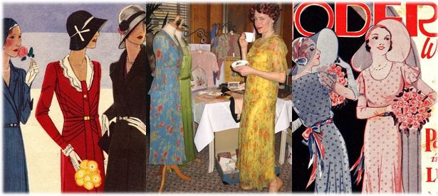 tea gowns and tea time
