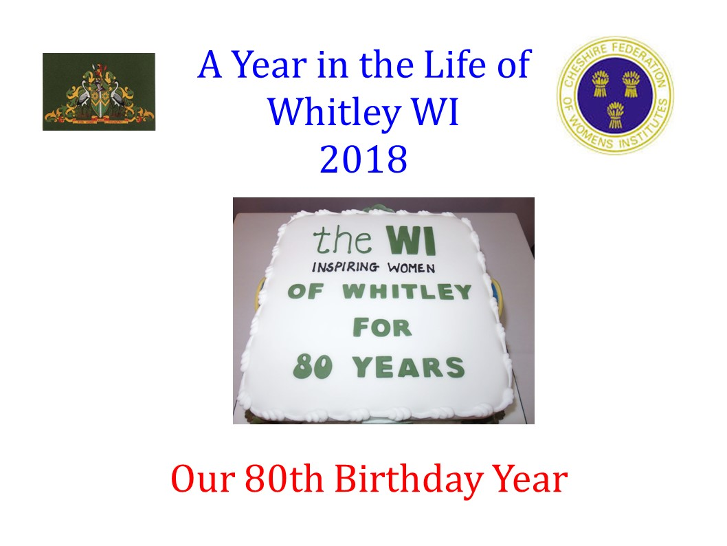 Whitley WI 2018