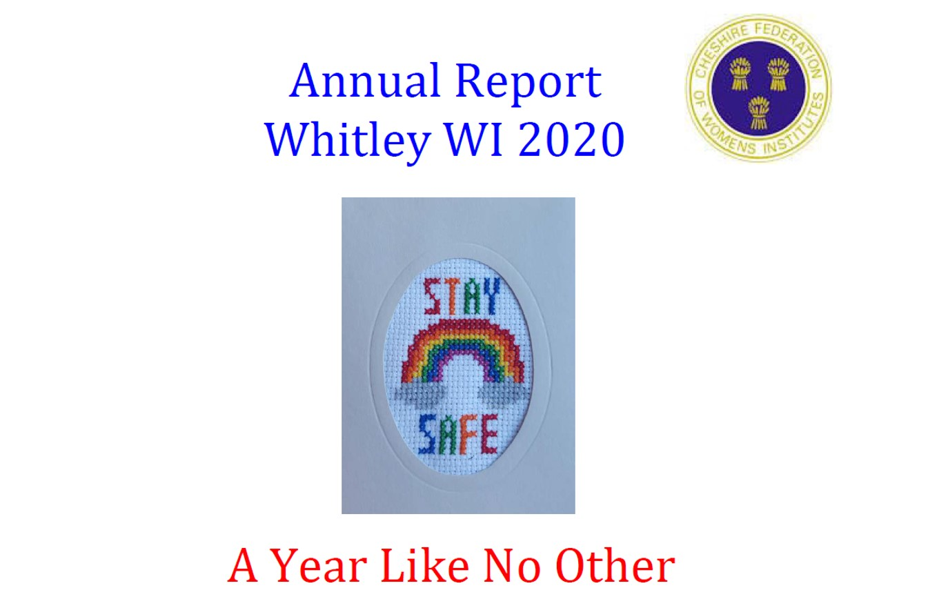 Whitley WI Annual Report