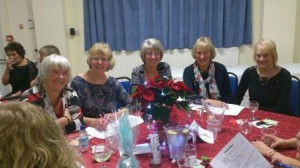 Jean, Judy, Yvonne, Rita and Betty