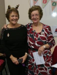 Pat & Joan Christmas Party 2017